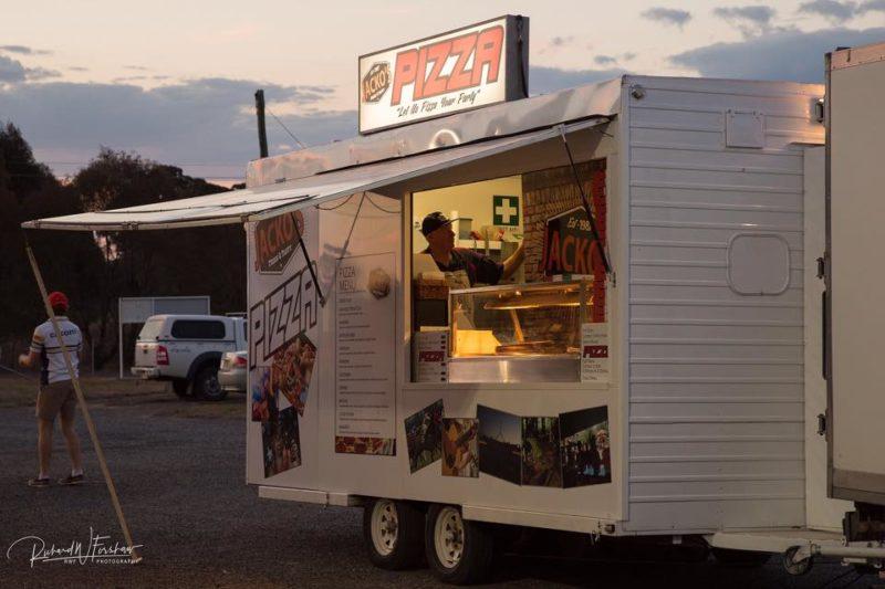 Food van Friday - Jacko's Pizza @ Hops and Vine