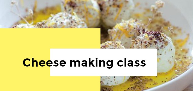 Cheesemaking and wine tasting class - 30 Mar @ Hops and Vine Hall