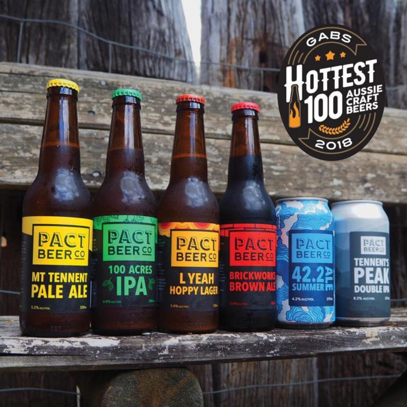 Pact Beer tastings! @ Hops and Vine