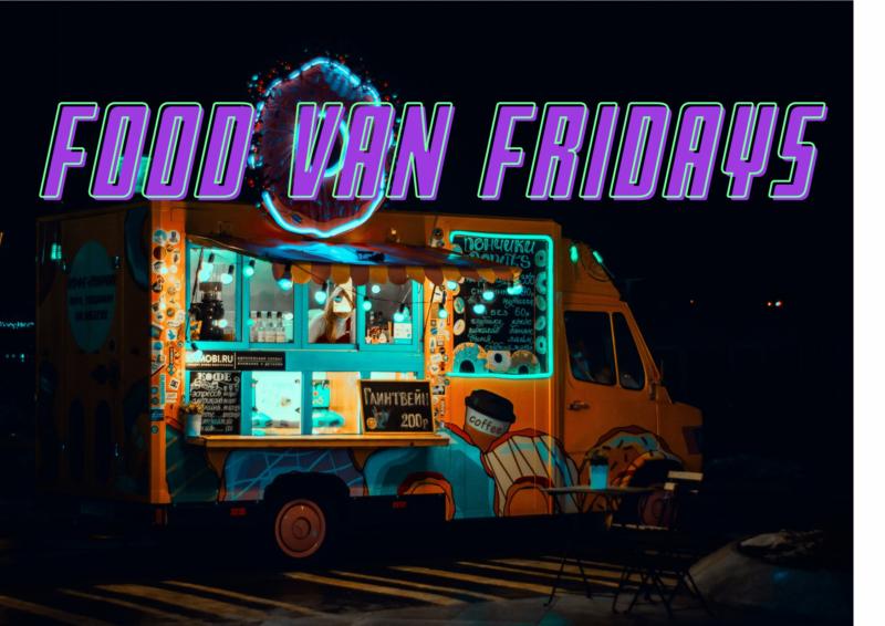 Food Van Fridays Jacko's Pizza Van @ Hops and Vine